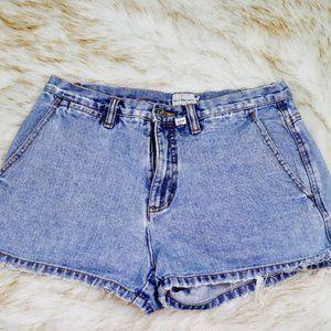 Calvin Klein: Vintage Denim Shorts